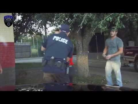 Emocionante: el dramático momento en que un policía resucita a un niño de 3 años