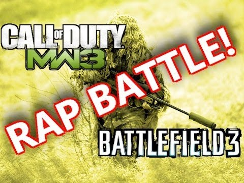 COD VS BATTLEFIELD - RAP BATTLE (feat. JT MACHINIMA) Music Videos
