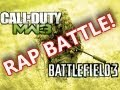 COD VS BATTLEFIELD - RAP BATTLE (feat. JT MACHINIMA)
