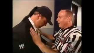 Brock Lesnar vs Booker T