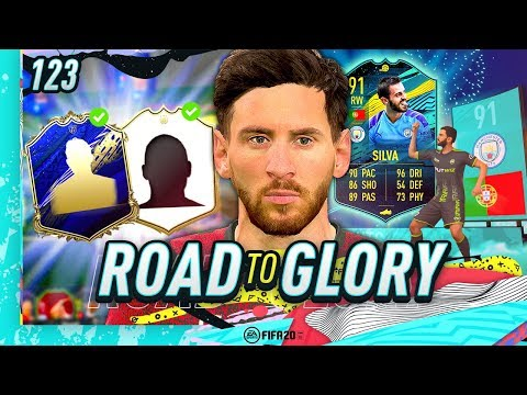 FIFA 20 ROAD TO GLORY #123 - TOTY & ICON IN MY TEAM!