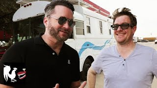 Burnie Vlog: Burnie's New Bus | Rooster Teeth