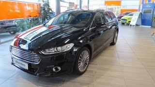 2015 Ford Mondeo Titanium