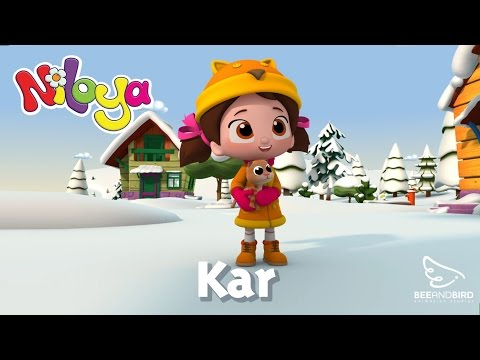 Niloya karda oynuyor-Niloya Kar