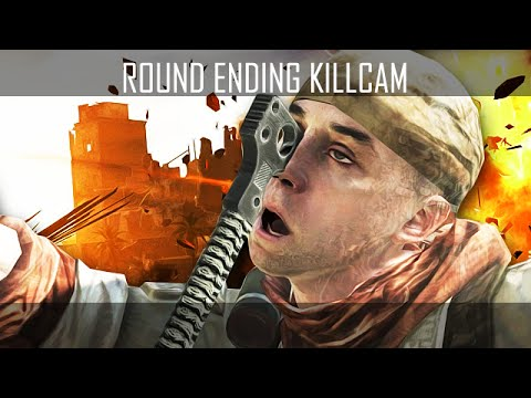 HILARIOUS BLACK OPS 2 KILLCAMS! - (Funny BankShots, Care package kills & More)