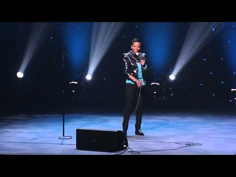 GINA YASHERE LIVE DVD- PRODUCED BY PAUL M GREEN