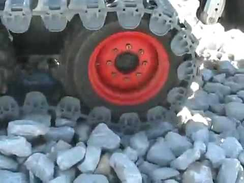 Prowler Tracks Fusion Over The Tire Skid Steer Track