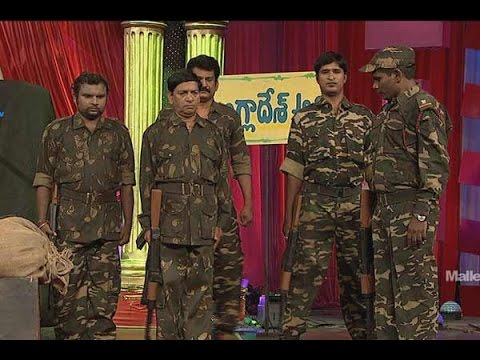 "Extra Jabardasth ""Chammak Chandra Bangladesh Army""