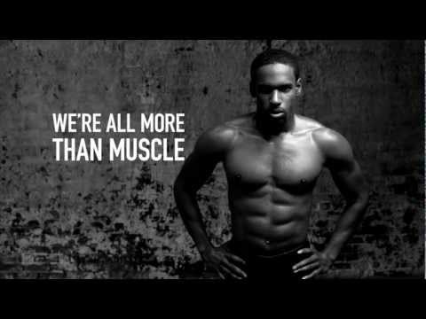 We're All More Than Muscle (Isopure)