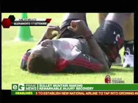 Juliet Bawuah ETV Ghana Sports News