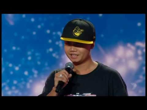 Australia's Got Talent 2011 - Hai Dai Nguyen