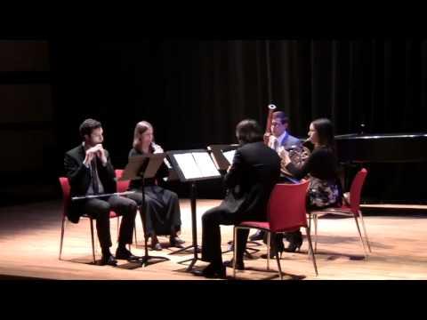 Schuller Woodwind Quintet