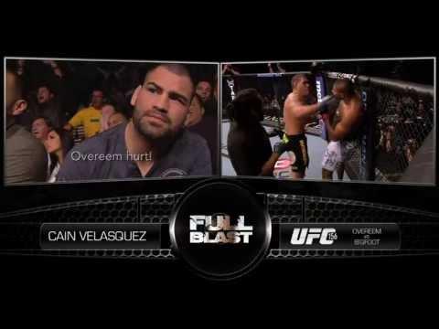 Cain Velasquez Reacts To 'Bigfoot' Silva KO'ing Overeem