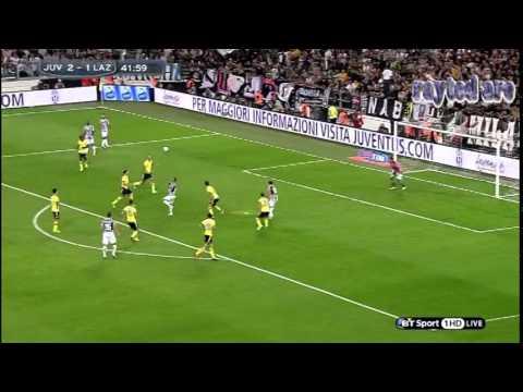 Arturo Vidal vs Lazio (31.08.2013)