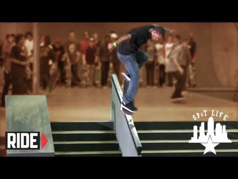 540 Ollies & Oscar Meza Domination at The Berrics: SPoT Life Event Check