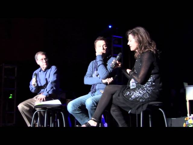 Michael W. Smith & Amy Grant Question/Answer - Part 2 of 3