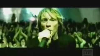 A Bon Jovi's magic song: It's my Life. Download it as a video ringtone