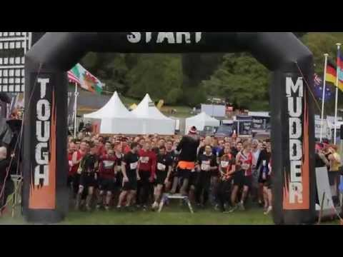 Auf Tough Mudder Mission in London West