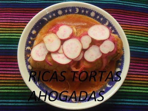 RICAS TORTAS AHOGADAS (LOS ANGELES COCINAN)