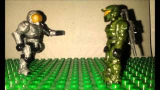 HALO spartan hops (Stop Motion)