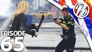 [GTA5] IK WORD AANGEVALLEN MET EEN KAPMES!! - Royalistiq | Nederlandse Politie #65 (LSPDFR 0.31)
