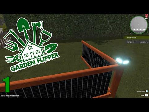 House Flipper Garten DLC - #01 - Hier Ne Pflanze Da Unkraut - House Flipper Garten DLC Deutsch