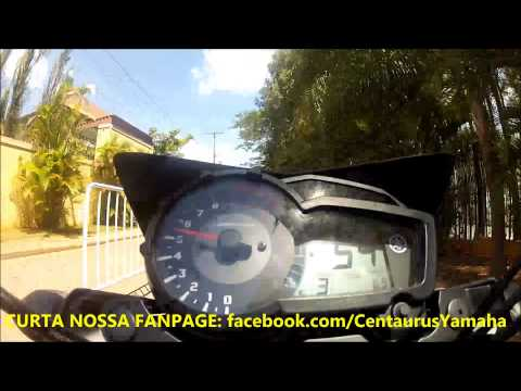 Nova Yamaha XTZ 150 CROSSER