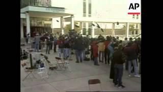 USA: DENVER: OKLAHOMA BOMB SUSPECT TERRY NICHOLS TRIAL: LATEST