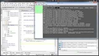Livecoding mvcExpress framework application with C.O.L.T.