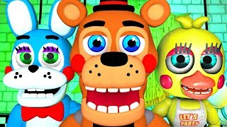Five Nights at Freddy's Song (FNAF 2 World SFM 4K Toy)(Ocular Remix)