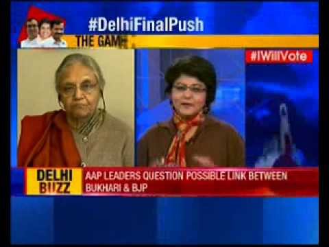 NewsX Exclusively talks with Sheila Dikshit