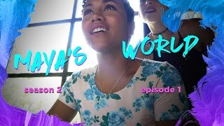 On the Road for 6 Months. Mayas World Vlog Season 2 Ep. 1