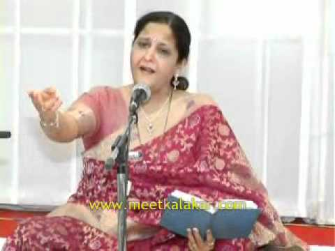 Rajashree Pathak presents Hindi Ghazals