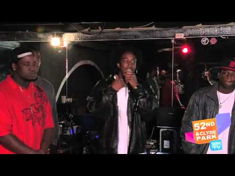 52ND & CLYDE PARK CYPHER #13