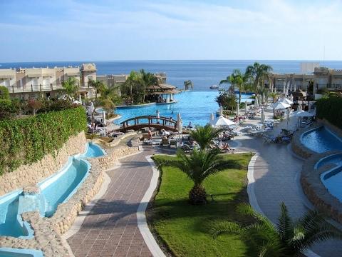 Отель Concorde El Salam Sharm El Sheikh Front Hotel 5*