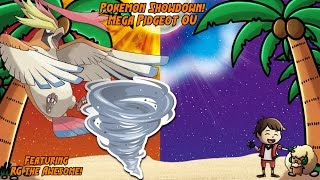 Mega Pidgeot OU Team (Part 2) | featuring RG the Awesome!