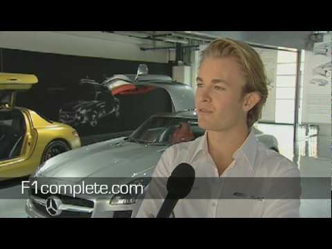 Nico Rosberg on Mercedes GP and the possible return of Michael Schumacher