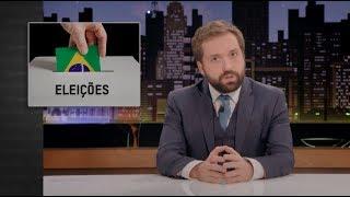 GREG NEWS com Gregório Duvivier | ELEIÇÕES