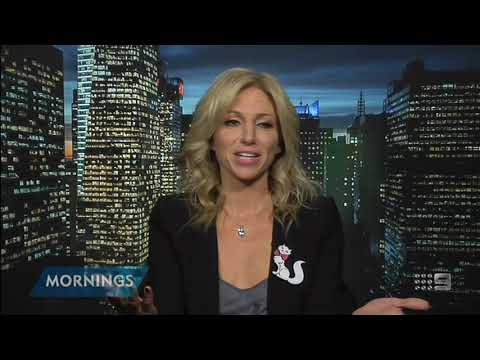 Debbie Gibson - Australian Interview Nov 2015 Mornings