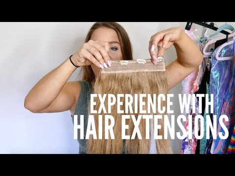 MY EXPERIENCE WITH CLIP-IN HAIR EXTENSIONS: IRRESISTIBLE ME