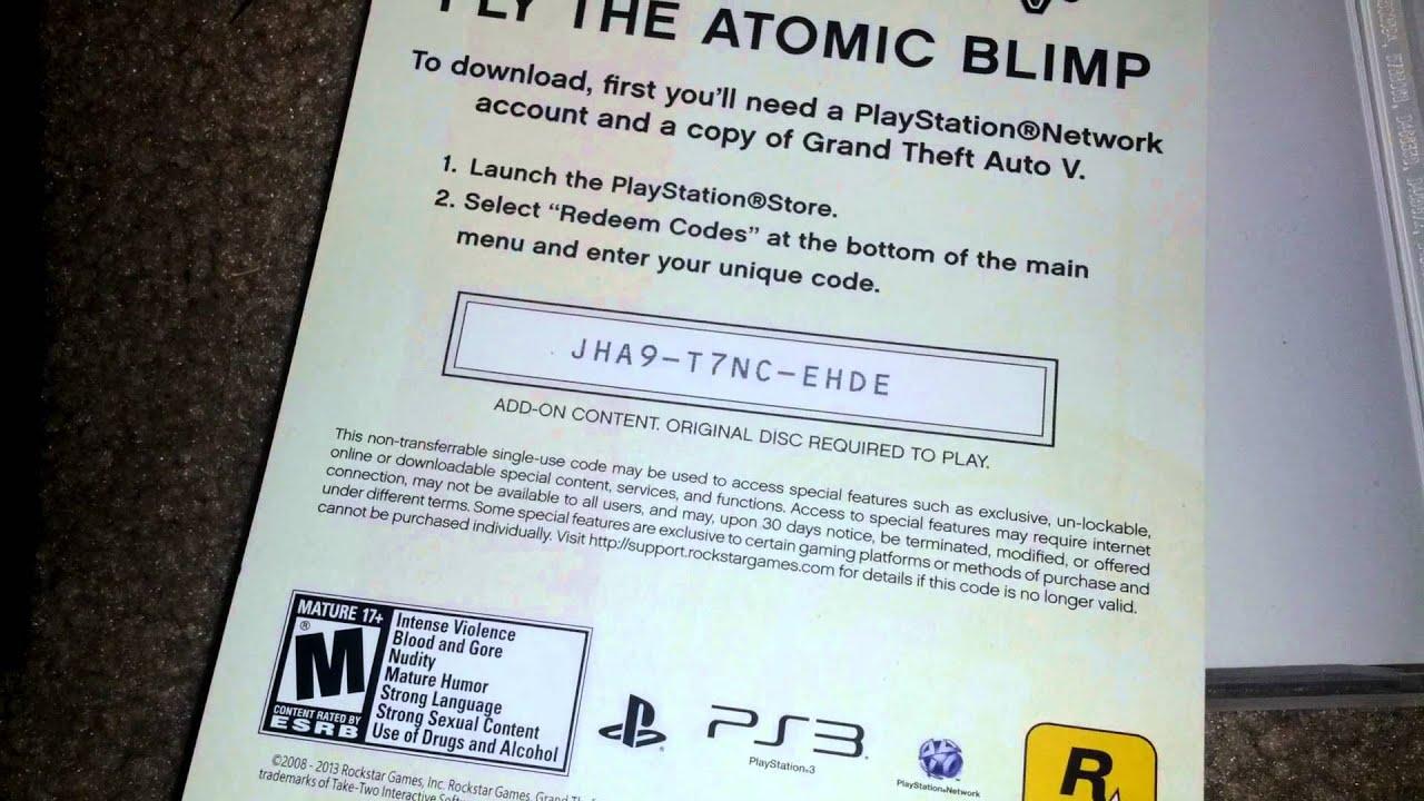 Gta5 blimp code - YouTube