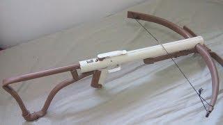 Crossbow MORTAL de PVC (completo)