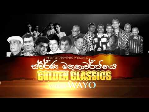 Golden Classics With WAYO