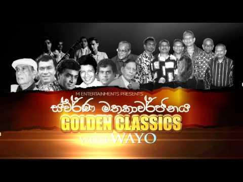 Golden Classics With WAYO