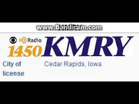 KMRY 1450 / K226BO 93.1 KMRY Cedar Rapids, IA TOTH ID at 7:00 p.m. 9/27/2014
