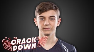 The Crack Down S01E08 - Caps shares his thoughts about playing on Turkey and Broxah