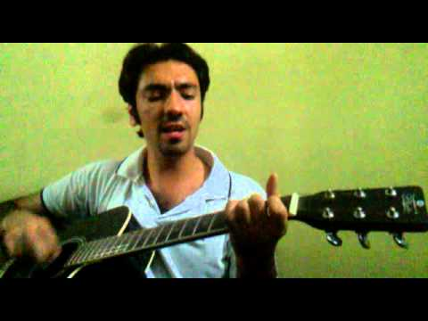 Chehra hai ya chand khila hai - Saagar - on guitar - by Amit