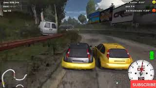 Cross Racing Championship Extreme Gameplay (PC Game)