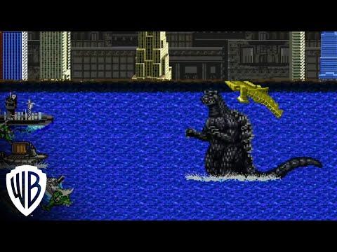Godzilla 8 Bit - Own Godzilla September 16