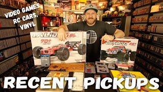 Recent Pickups - Retro/Current Gen Games, RC Cars, Vinyl & More!